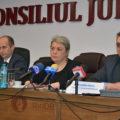 Dâmboviţa: Vicepremierul Sevil Shhaideh a participat, la Târgovişte, la o întâlnire cu autorităţile locale