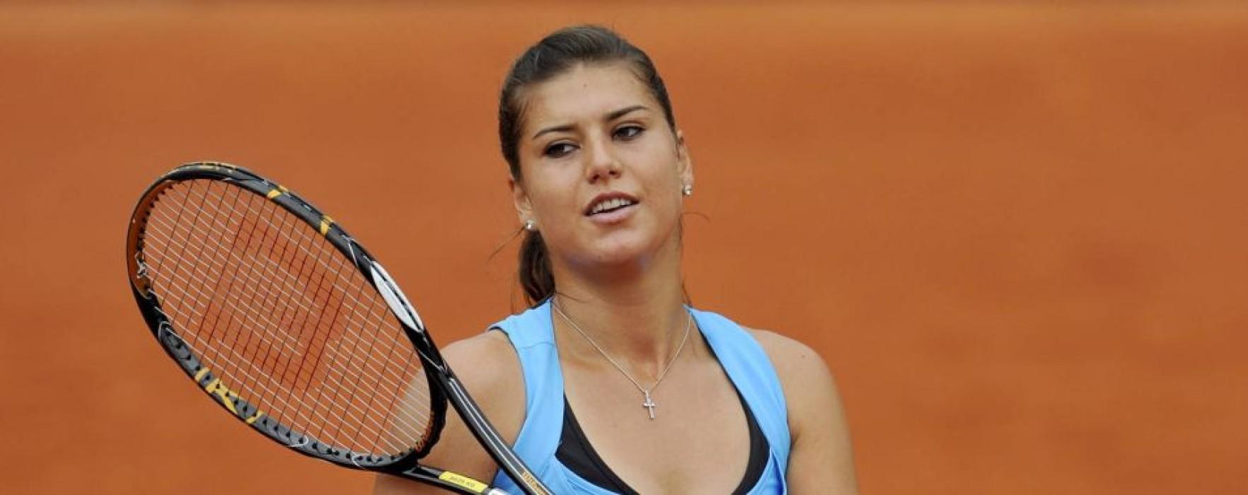 Sorana Cîrstea, în sferturile de finală ale turneului de la Dubai