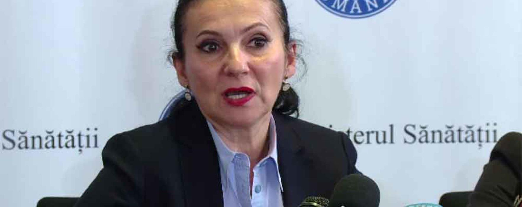 Sorina Pintea, după ce a vizitat Spitalul Pucioasa: Fără o finanţare suficientă, încercăm să lustruim, ceea ce nu e în regulă