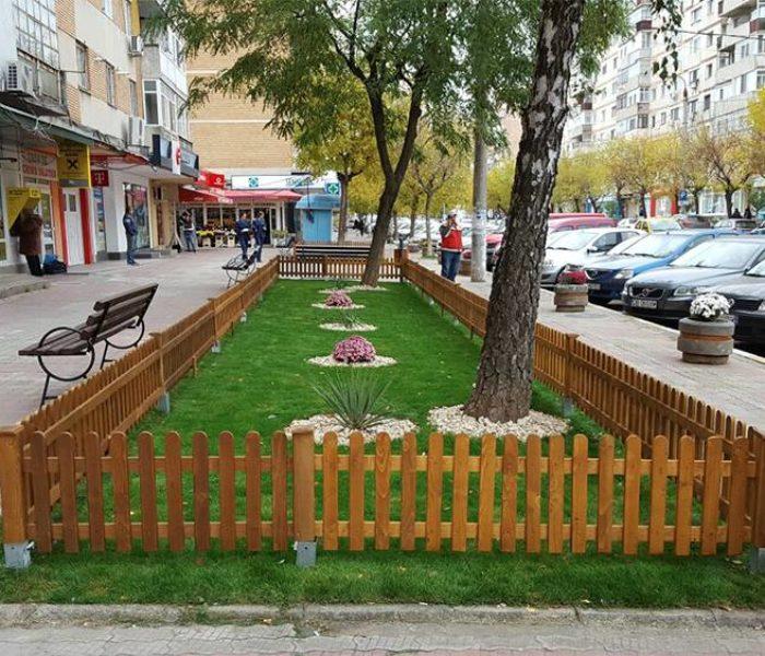 Cristian Stan (primar Târgovişte): Spaţiul verde, amenajat în zona principalelor artere, cât şi în cartiere