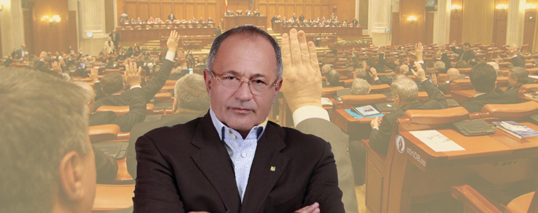 Ludovic Orban: Postul de senator de Dâmboviţa al lui Roşca Stănescu-vacant