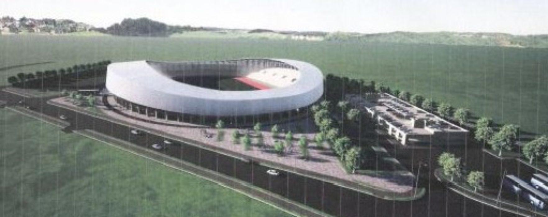 Autorităţile se încurcă în hârtiile de la noul stadion de la UM Gara Târgovişte