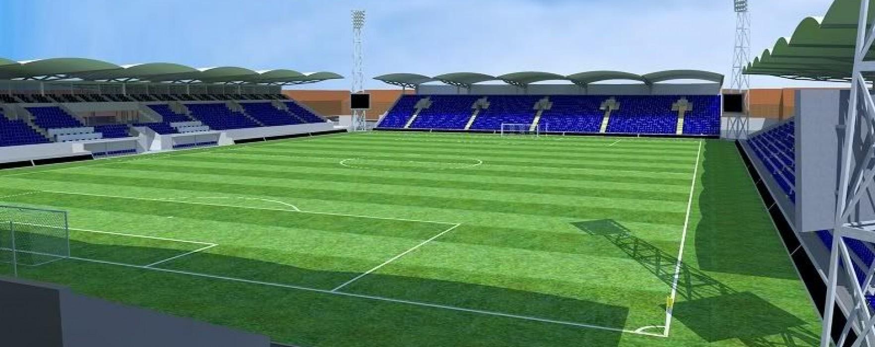 Preşedintele CJ Dâmboviţa, Alexandru Oprea: Sper ca în 2020 să avem un stadion nou la Târgovişte
