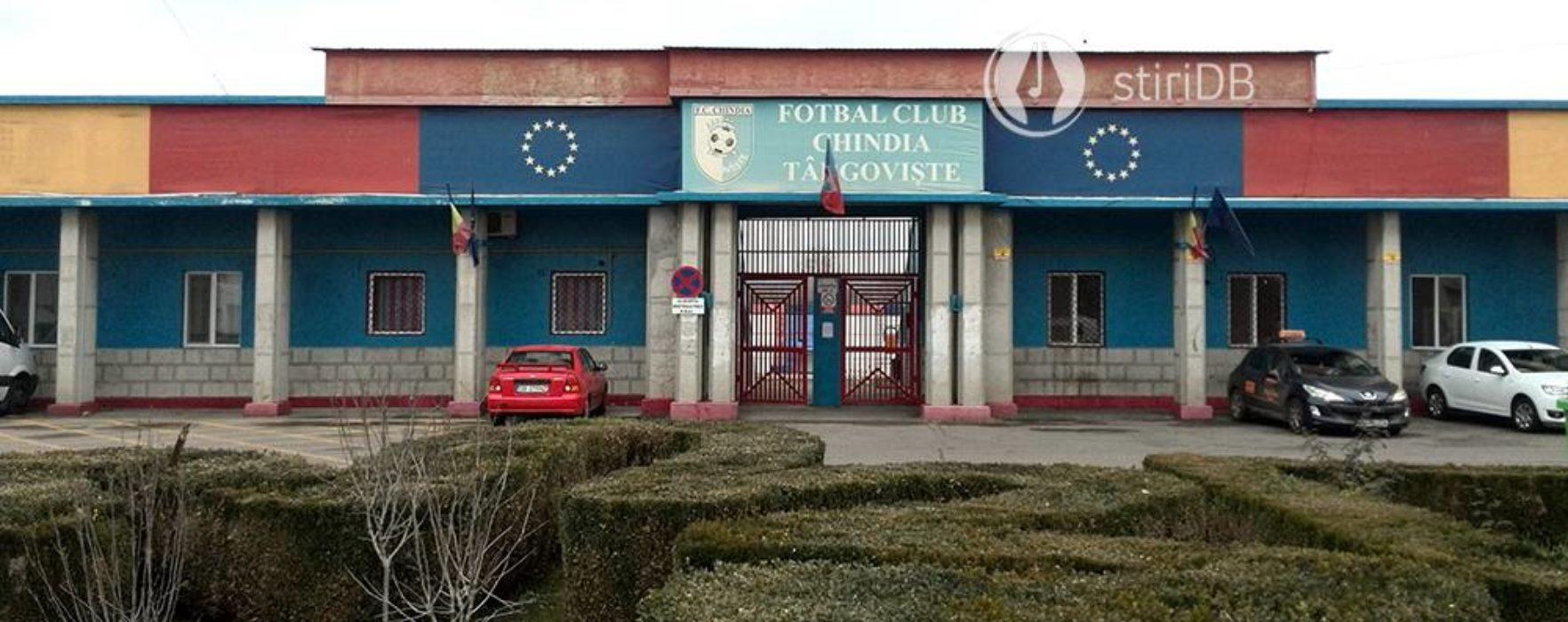 """Primarul Târgoviştei, live de la stadionul """"Eugen Popescu"""": Continuă lucrările"""