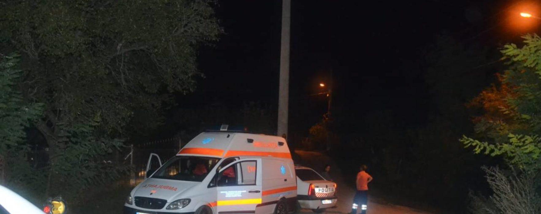 Dâmboviţa: Fată de 14 ani a căzut de pe un stâlp de tensiune şi a murit; Poliţia susţine că se juca acolo la 3 noaptea