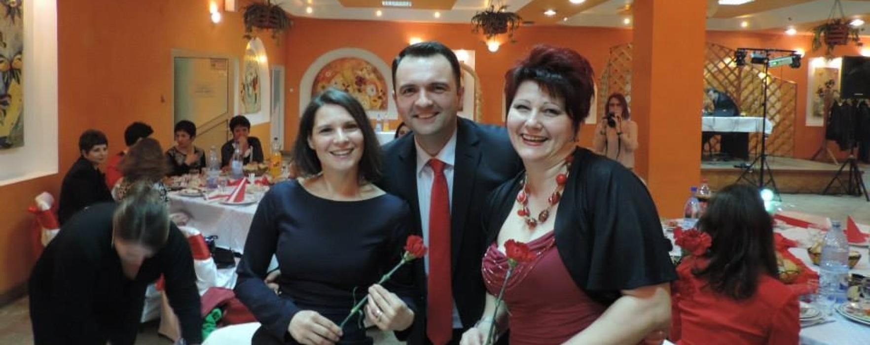 PSD, petreceri la Târgovişte şi Titu de 8 martie