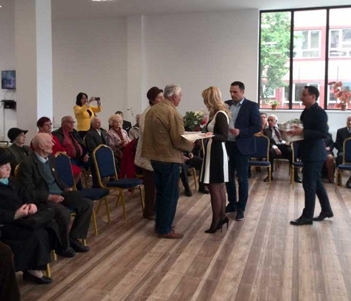 Târgovişte: Va fi realizat un centru pentru persoane vârstnice