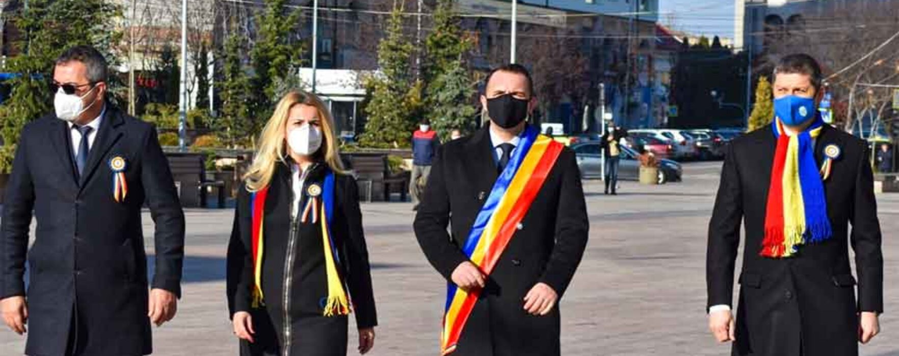 #1Decembrie Cristian Stan, primar Târgovişte: Astăzi, mai mult ca oricând, avem nevoie să ne strigăm iubirea de țară!