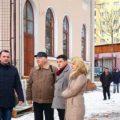 """Târgovişte: Au început lucrările la baza sportivă a Colegiului """"Constantin Carabella"""""""