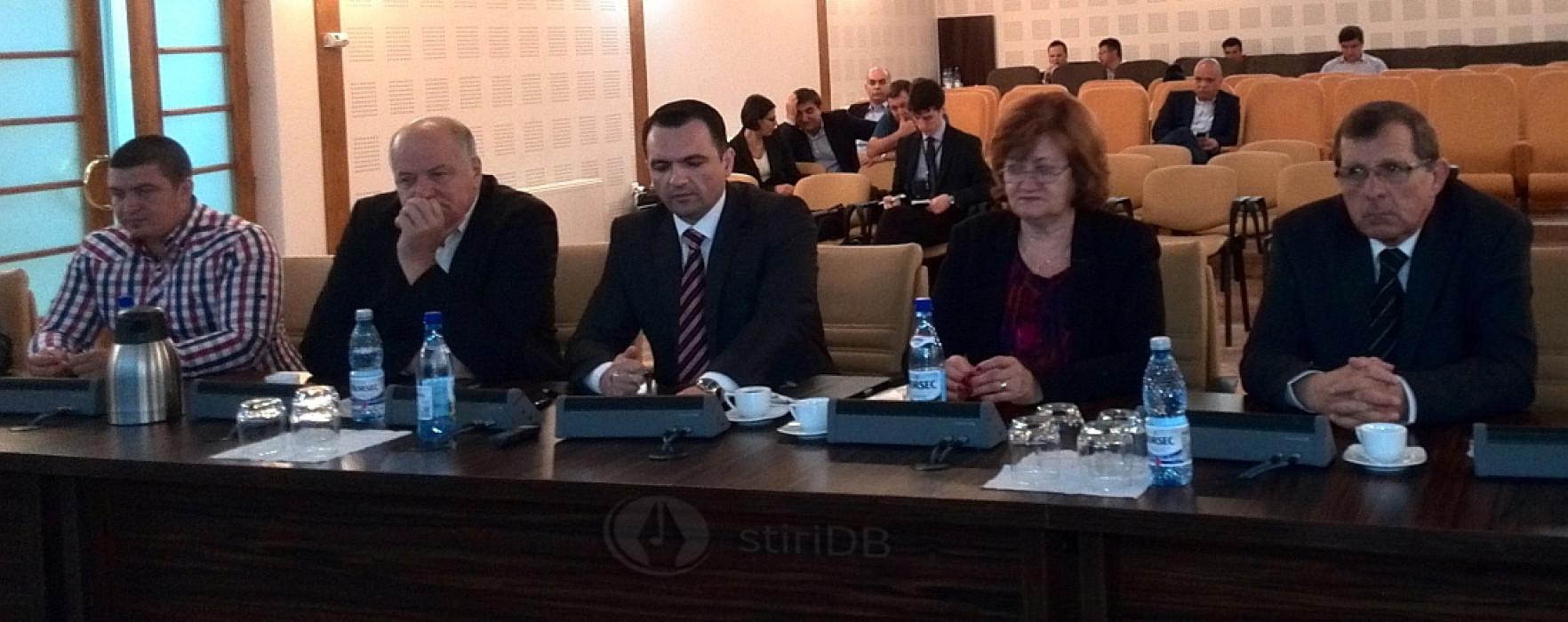 Cristian Stan (PSD) ales viceprimar al Târgoviştei