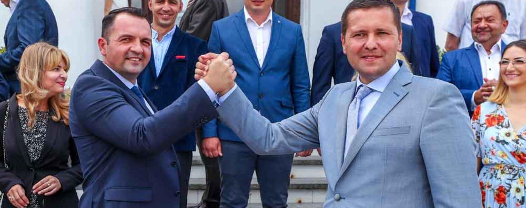 Locale2020 Cristian Stan, candidat PSD Primăria Târgovişte: Fac echipă cu Corneliu Ştefan, candidat la CJ Dâmboviţa