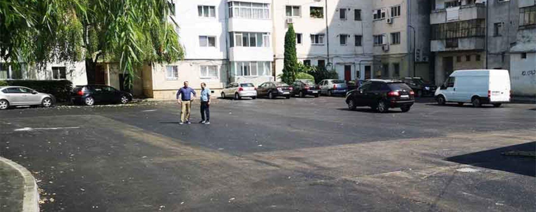 Târgovişte: Nouă parcare în micro 3