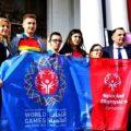Primăria Târgovişte sprijină participarea sportivilor Special Olympics România la Abu Dhabi
