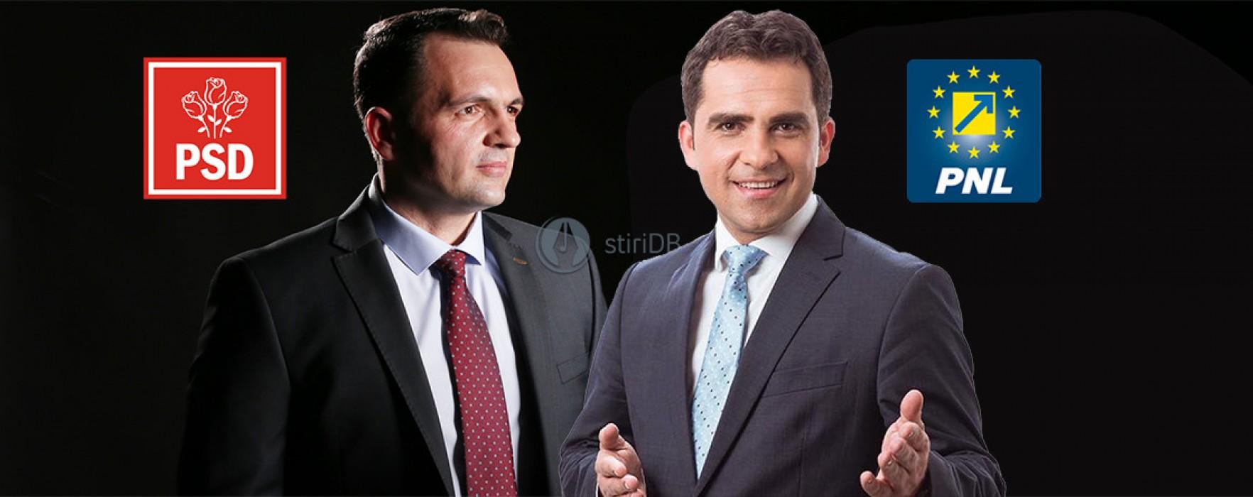 Târgovişte: C. Prisăcaru (PNL): Îl provoc pe contracandidatul meu la dezbatere / C. Stan (PSD): Vin, dar la o televiziune