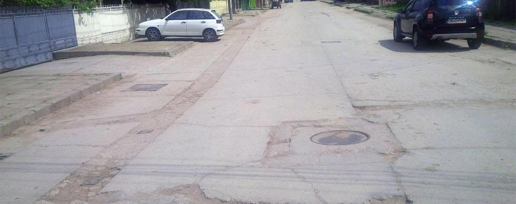 Târgovişte: Vor începe lucrările de asfaltare în Cartierul Matei Voievod
