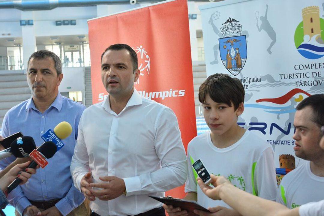 Târgovişte: Peste 300 de sportivi la Jocurile Naţionale Special Olympics care încep pe 25 mai