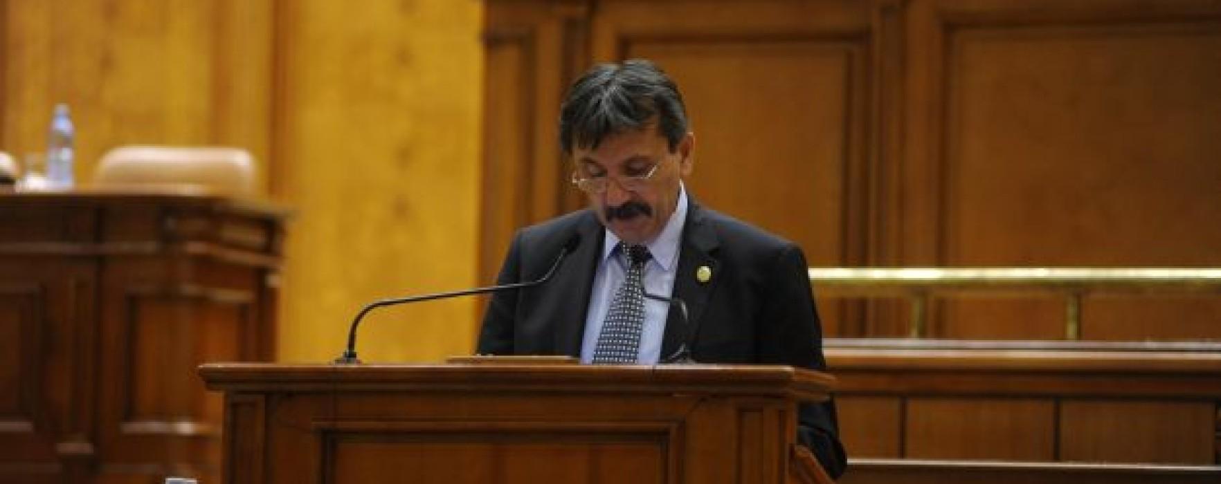 Stanciu Zisu (PSD), parlamentarul de Dâmboviţa cu cele mai multe iniţiative legislative