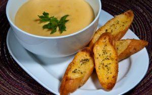 supa cartofi