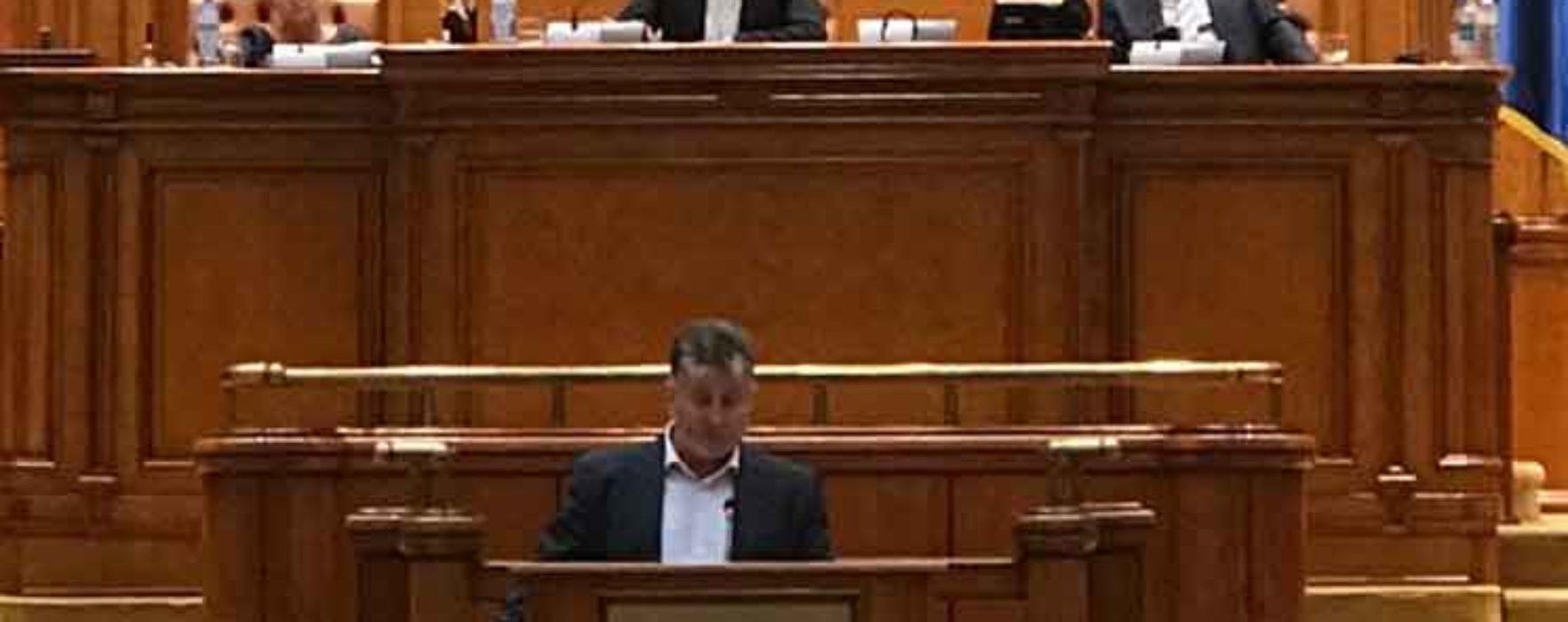 Dâmboviţa: Primarul din Braniştea, Marian Ţachianu, a preluat mandatul de deputat vacant după plecarea Rovanei Plumb la Bruxelles