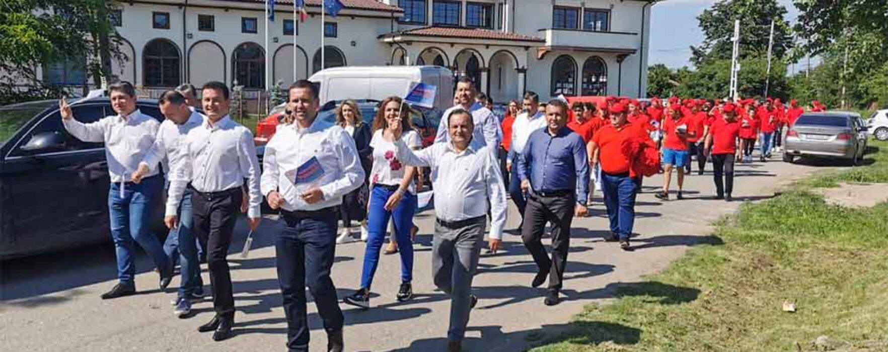 PSD Dâmboviţa: Braniştea votează candidatul PSD, Alexandru Ţachianu