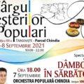 Concert Ionuț și Doinița Dolănescu, Maria Cârneci, Simona Dinescu – în Parcul Chindia – 7 septembrie 2021