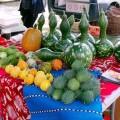 Târg de produse tradiţionale, la Târgovişte (foto)