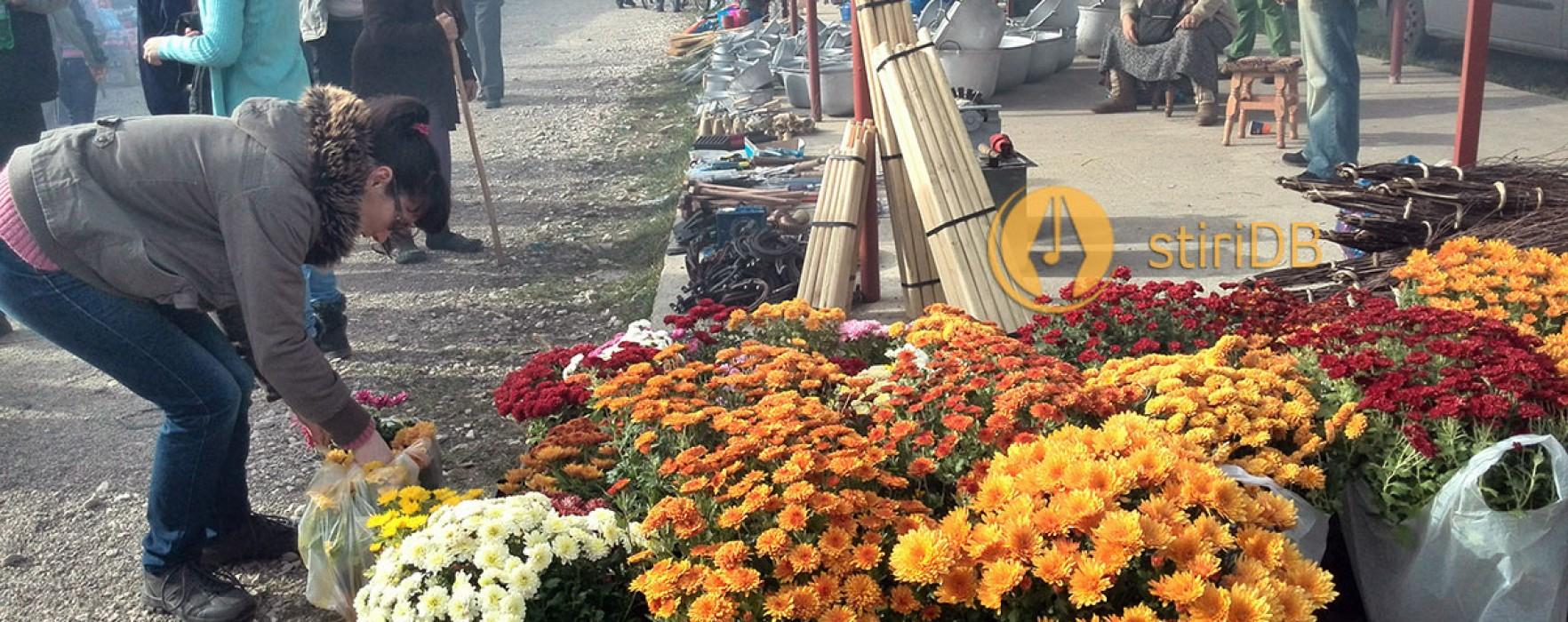 Târg tradiţional de toamnă la Voineşti