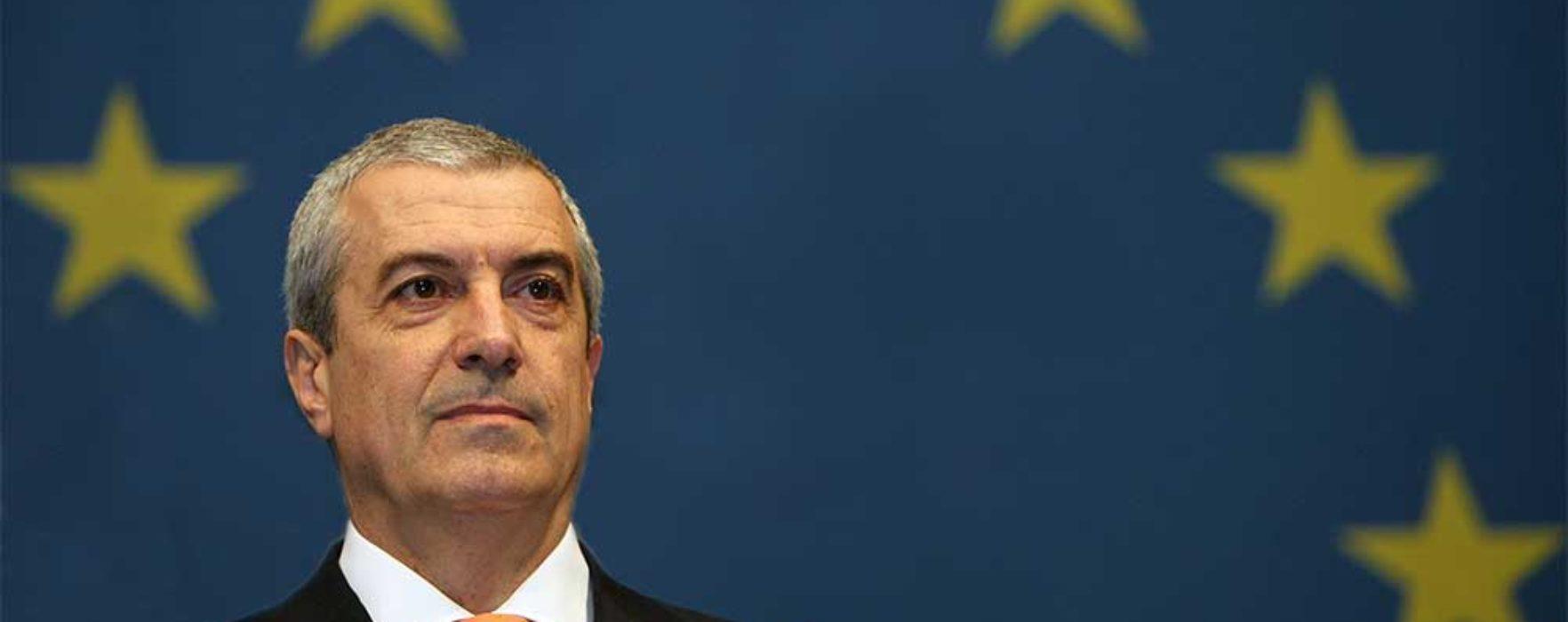 Tăriceanu le propune partidelor parlamentare un acord pentru susţinerea consensuală a priorităţilor României în noul PE