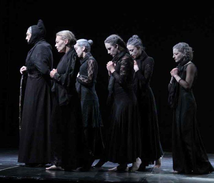 Teatrul Tony Bulandra Târgovişte: Armonia cifrei 7 în Babel-ul nostru