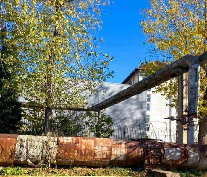 Târgovişte: Fostele ţevi de termoficare vor fi înlăturate