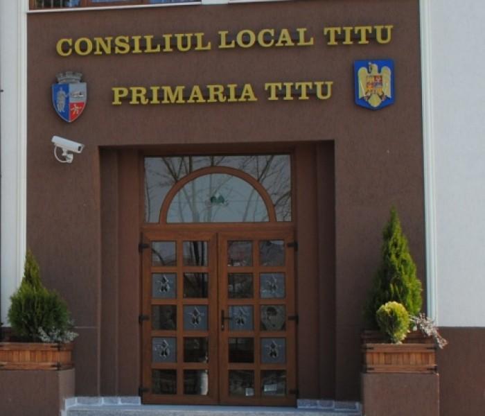 Proiect european de perfecţionare a funcţionarilor, derulat de Primăria Titu