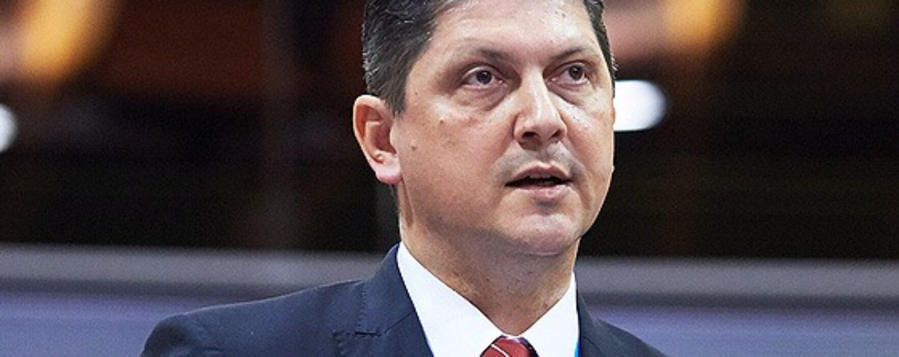 Titus Corlăţean, întâlnire cu ambasadorul Israelului la Bucureşti
