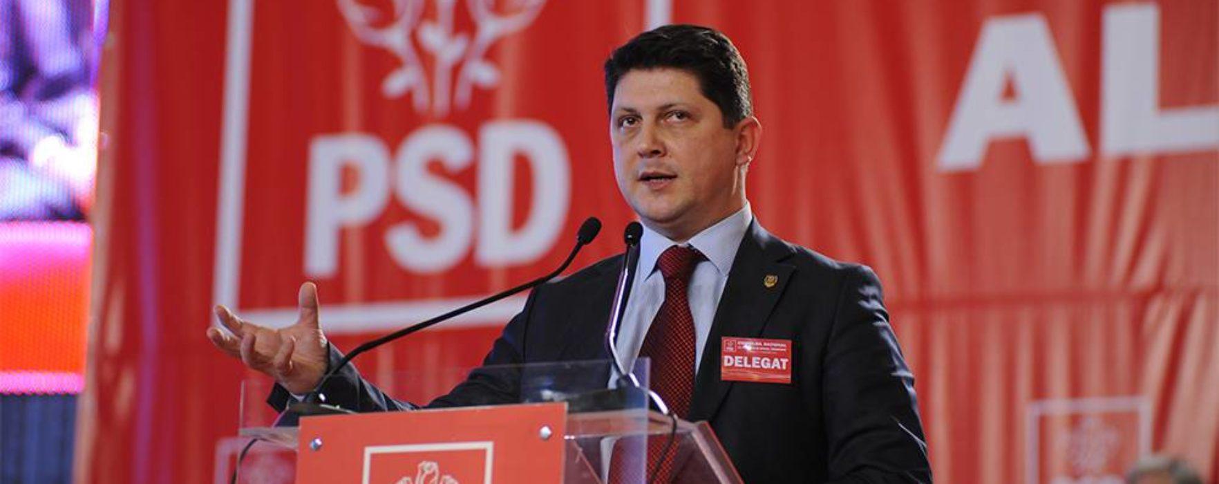 Titus Corlăţean (PSD): PNDL este un program esenţial pentru dezvoltarea economico-socială a ţării