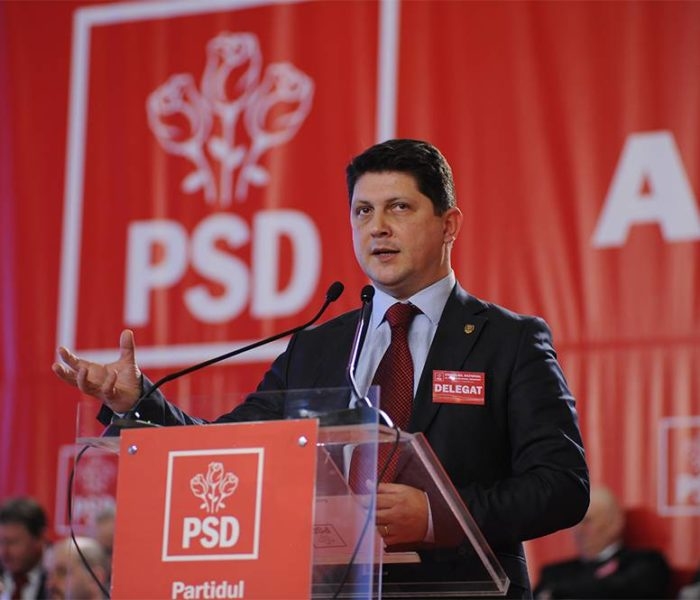 Titus Corlăţean (PSD) explică de ce a ales să candideze la Dâmboviţa