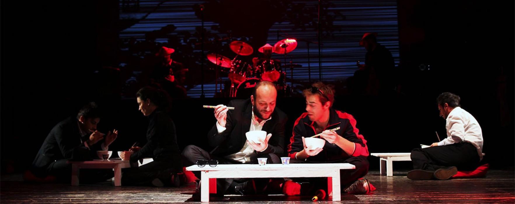 Comedia neagră muzicală TOM & JERRY, la Teatrul Tony Bulandra