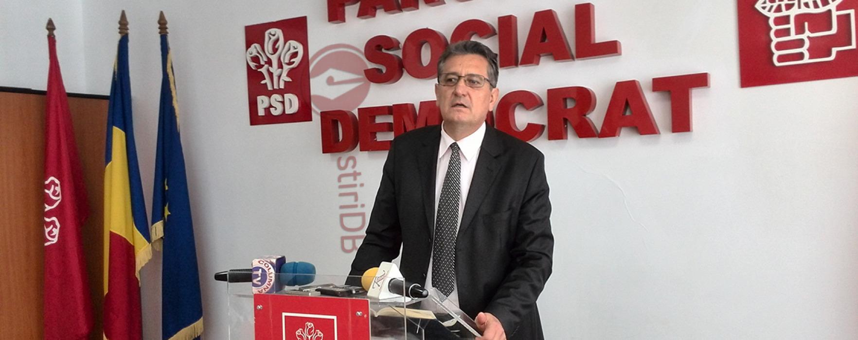 Primar Malu cu Flori: Ar fi fost chiar culmea eu să fiu la PDL şi domnul preşedinte Ţuţuianu la PSD (audio)