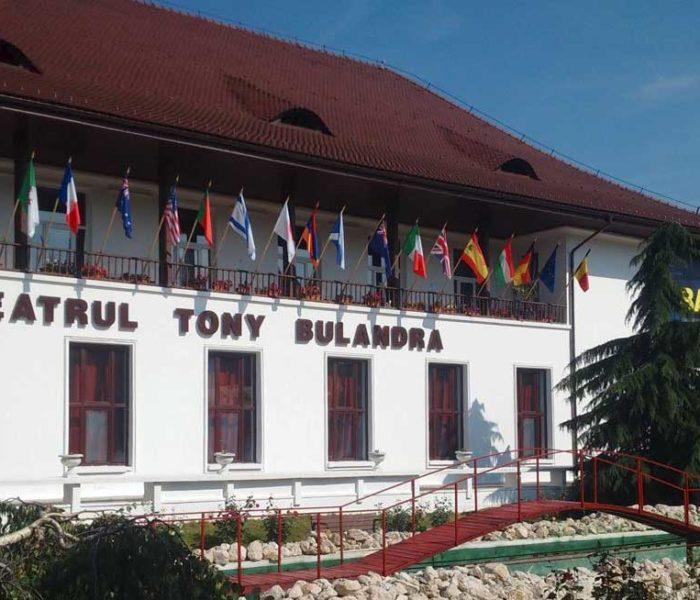 #babel Teatrul Tony Bulandra Târgovişte: A treia zi e patru iunie