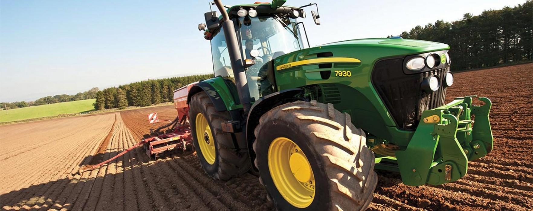 Post de tractorist în Marea Britanie, salariu 22.000 lire/an