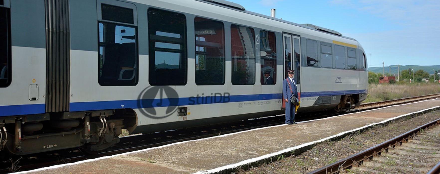 Dâmboviţa: Incendiu la locomotiva unui tren în gara Târgovişte Sud; nu sunt persoane rănite