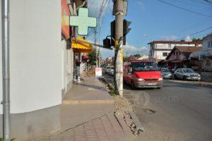 imagine dinaintea asfaltării