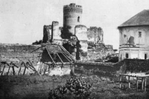 turnul chindiei vechi