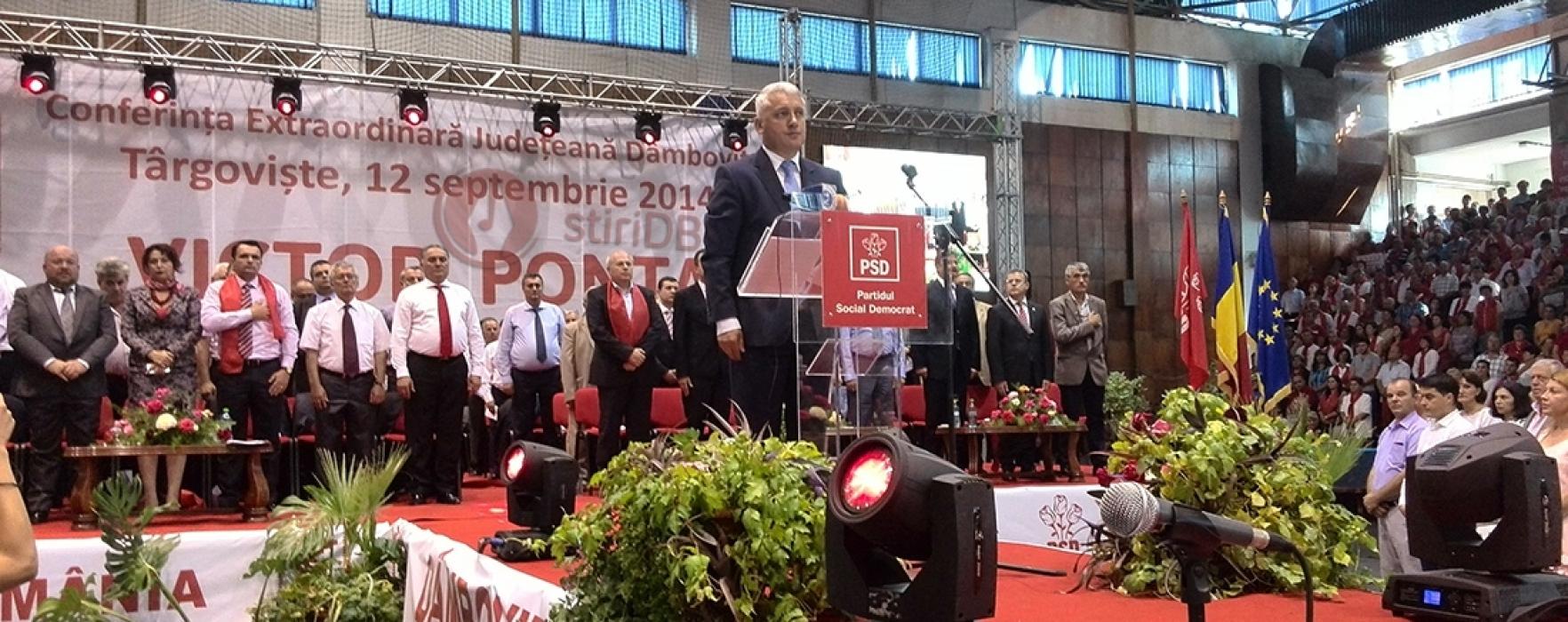 Adrian Ţuţuianu: Victor Ponta înseamnă îngroparea sistemului Băsescu (video)