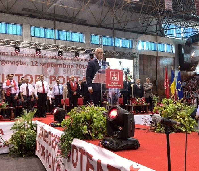 PSD Dâmboviţa: Ţuţuianu e preşedintele legitim, nu recunoaştem altă conducere