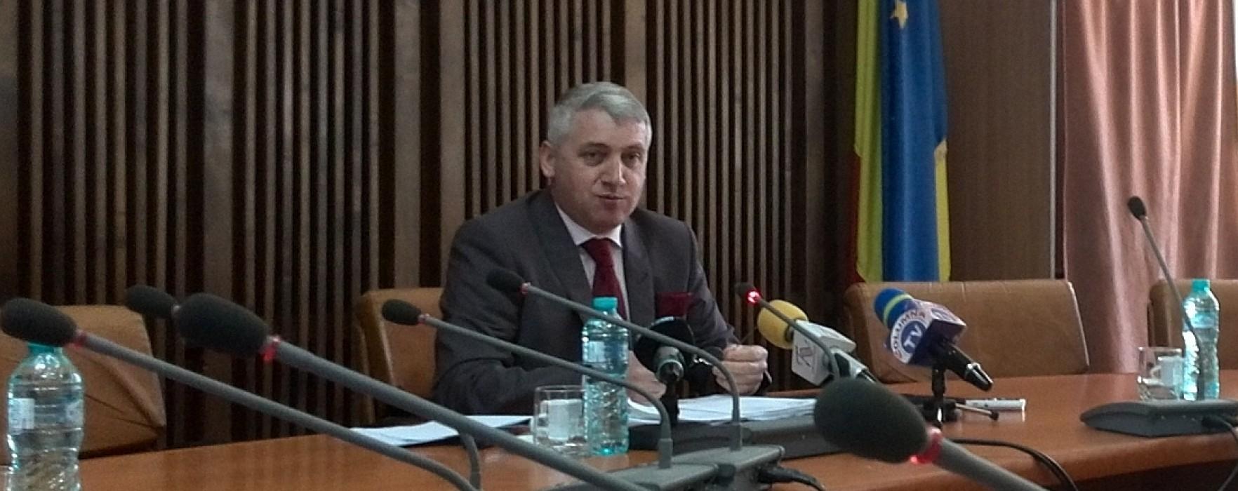 Adrian Ţuţuianu: Demersuri jurnalistice incorecte la Compania de Apă; nu vor fi numiţi ziarişti în consiliul de administraţie (video)