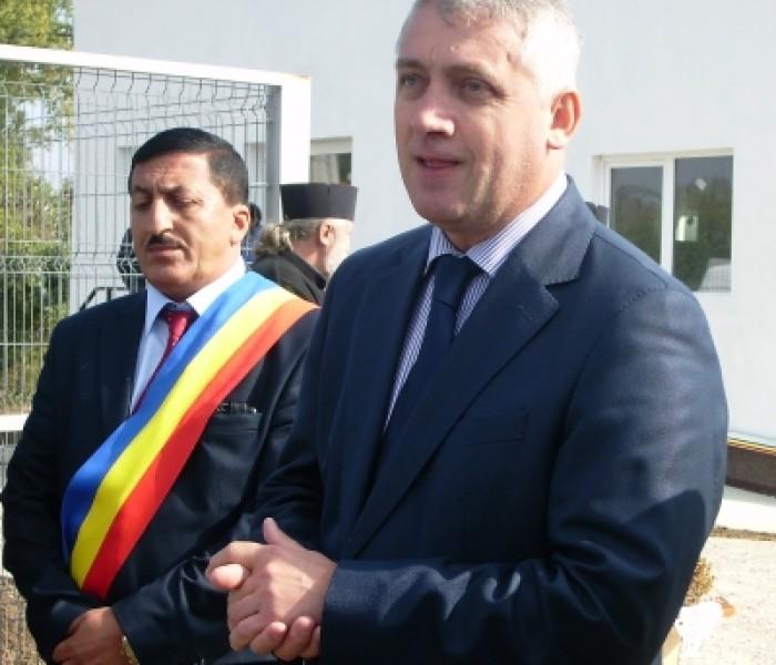 After school, canalizare, staţie de epurare şi modernizare de drumuri, realizate cu fonduri europene la Cojasca