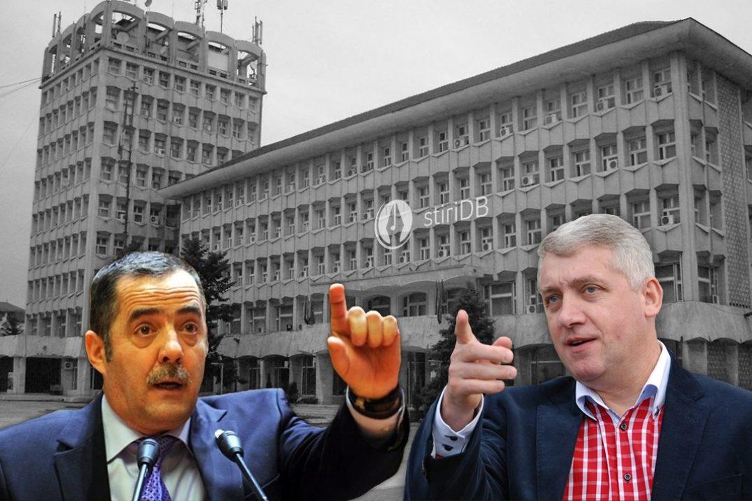 Cezar Preda (PNL): PSD nu mai avea de tăiat nicio panglică în Dâmboviţa dacă Florin Popescu nu aducea bani în judeţ (audio)