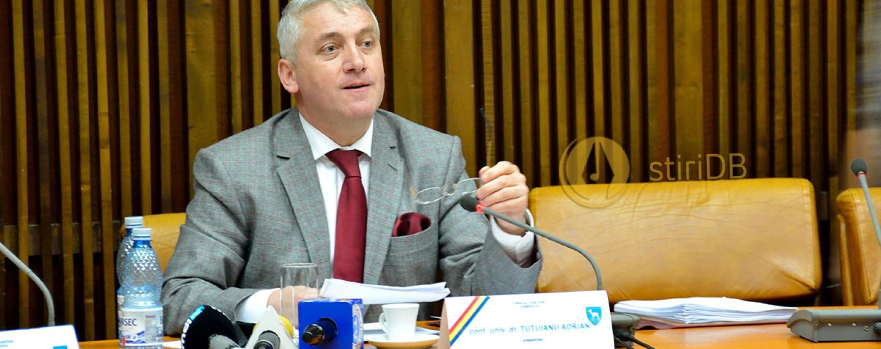 Adrian Ţuţuianu explică de ce PSD nu a avut nominalizări de vicepreşedinte la CJ Dâmboviţa (audio)