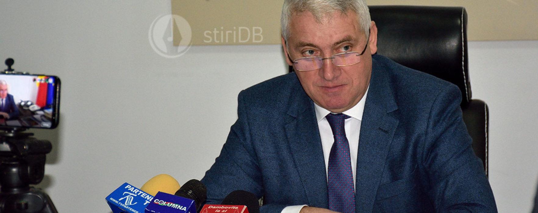 A. Ţuţuianu: Colegi din PSD Dâmboviţa sunt fără coloană vertebrală, iar efortul Rovanei Plumb de a mima implicarea în viaţa PSD e ilar
