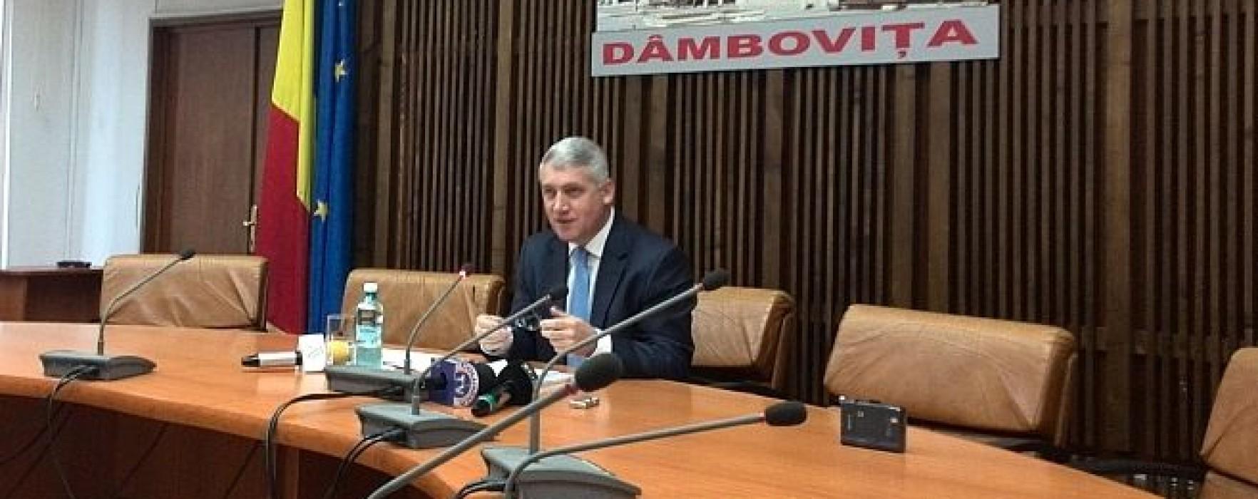 Preşedintele CJ Dâmboviţa s-a întâlnit cu directorii de şcoli din Târgovişte