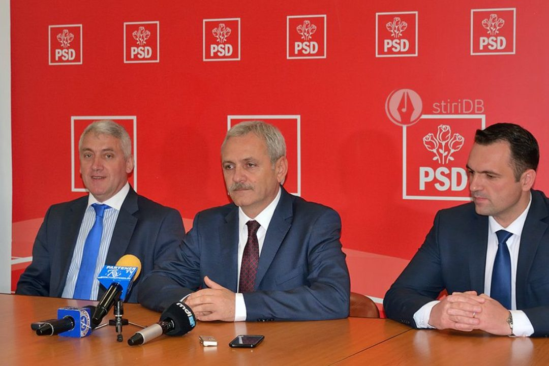 PSD Dâmboviţa: Suntem alături de Liviu Dragnea şi ne exprimăm ferm pentru respectarea  prezumţiei de nevinovăţie